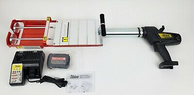 Albion Cordless Caulk and Adhesive Gun, E18T1500XL (OMG), M631980,  982-1 New!