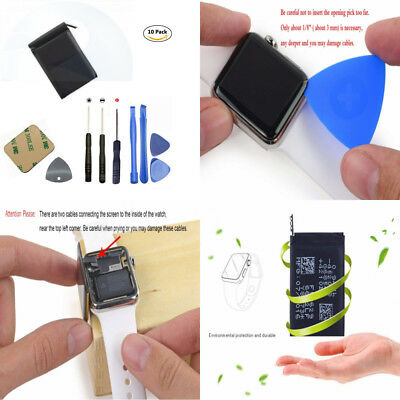 oGoDeal Battery Replacement A1578 With Repair Tool Set Kit for S1 Apple...