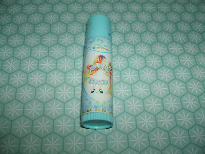 Ultra Rare Vintage 1980s Kutsuwa Beautiful Sunday Blue Cased Lipstick eraser