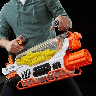 NEW Nerf Toy For Kids Adults Boys Girls Rival Blaster Gun Prometheus 200 Rounds