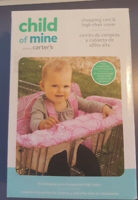 Child of Mine made by Carter's  Shopping Cart  High Chair Cover