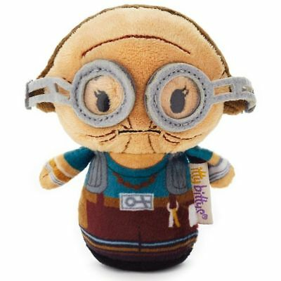 Maz Kanata Hallmark itty bitty bittys Star Wars The Force Awakens LE
