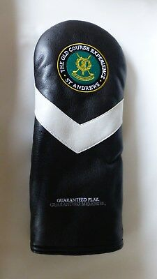 St Andrews Old Course Head Cover – Excellent Condition