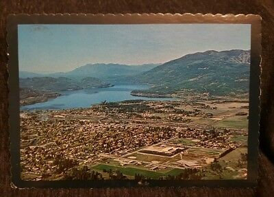 Aerial View of Whitefish, MT