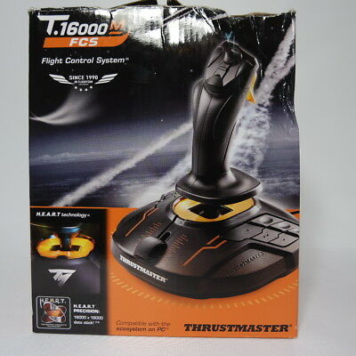 T-16000M FCS Flight Stick, USB PC/ Mac Joystick