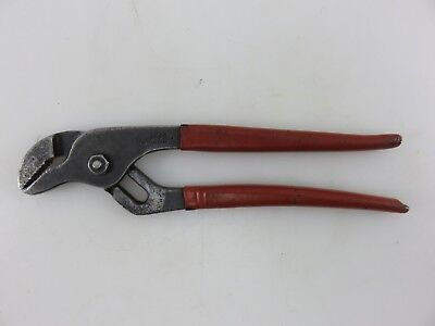 Snap-On 91CP Adjustable Slip Joint Channel Pliers Early Underline Logo USA Made