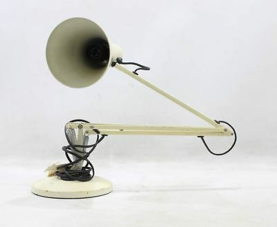 Herbert Terry Anglepoise 2 step Lamp circular base