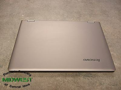 Lenovo IdeaPad Yoga 13 i5-3337U 1.8GHz 8GB No Hard Drive