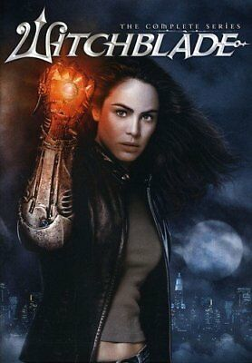 Witchblade: The Complete Series [DVD] NEW Free shipping