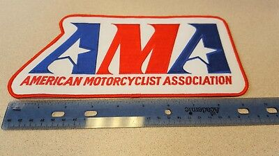 American Motorcyclist Association Patch