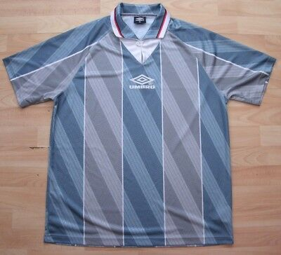 Umbro Pro Training Euro 1996 Style Football Soccer  Shirt Jersey Top Xl Adult