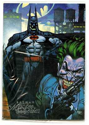 Batman Master Series - Skybox 1996 - Sealed Promo Card