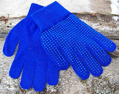 Magic Gloves - One Size Fits All - Royal Blue