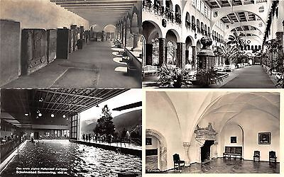 Lot of 18 Early / Vintage Germany Buildings & Art Real Photo Postcards #102100 R