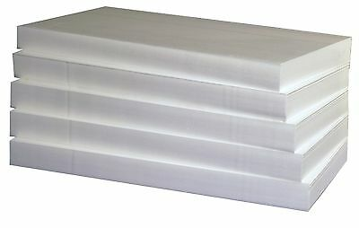 Fine Art Sign Foam - White XPS Polystyrene Sheets Signs Tombstones Sculpture