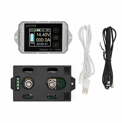 200A wireless DC volt AMP meter Battery Monitor capacity Coulomb counter (S449)