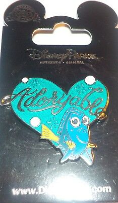 Adoryable Finding Dory Nemo Disney Pin