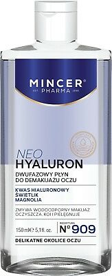 Mincer Pharma Neohyaluron Double-Phase Liquid - Waterproof Make-Up Remover N'909
