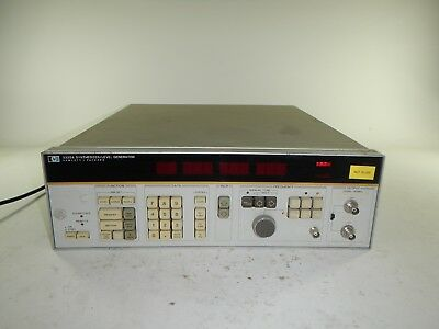 HP 3335A Synthesizer / Level Generator
