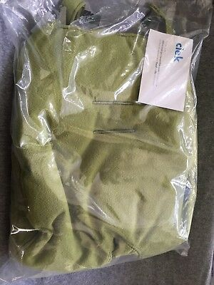 Clek Foonf Replacement Cover - Tank Green - New In Package