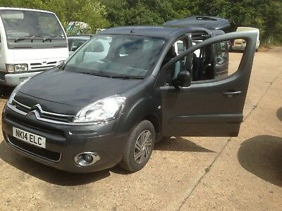2014 Citroen Berlingo Wav Wheelchair Access Diesel Auto 11000 Miles
