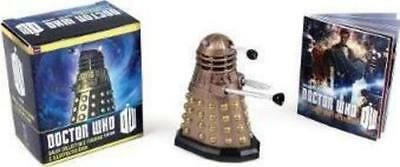 Doctor Who: Dalek Collectable Figurine Model and Illustrated Book (Official)