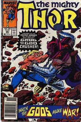 Thor (1966 series) #397 in Very Fine minus condition. Marvel comics