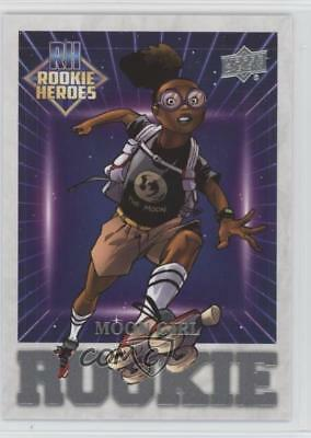 2016 Upper Deck Marvel Annual Rookie Heroes Foil #RH-4 Moon Girl Card 4xs