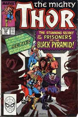 Thor (1966 series) #398 in Very Fine condition. Marvel comics