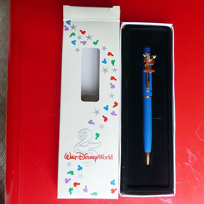 Walt Disney World 25 Anniversary Collectable Mickey Mouse Pen New in Box WDW