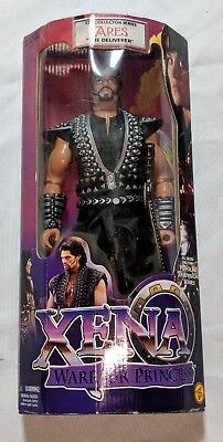 Xena Warrior Princess Ares Figure New in Box