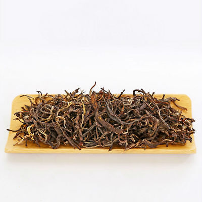 Certified Organic Yunnan Da Huang Cha Wild Big Arbor Tree Leaves Yellow Tea