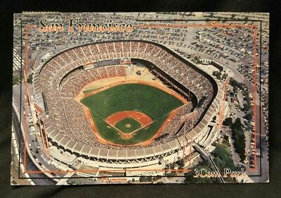3Com Park, San Francisco Giants, San Francisco, CA