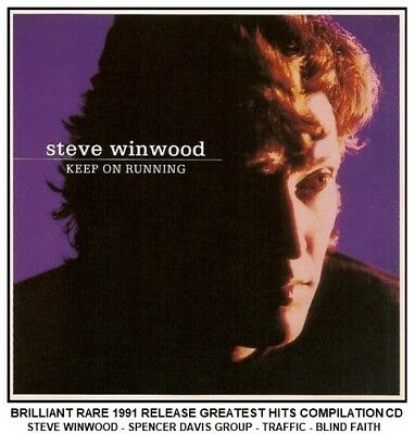 Steve Winwood Very Best Greatest Hits Collection CD Spencer Davis Group Traffic