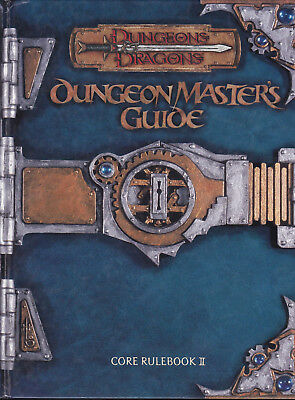 Dungeons & Dragons: Dungeon Master's Guide. Core Rulebook II (Edition 3.0)
