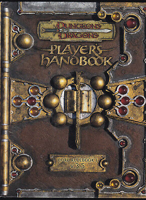 Dungeons & Dragons: Player's Handbook. Core Rulebook I (Edition 3.5)