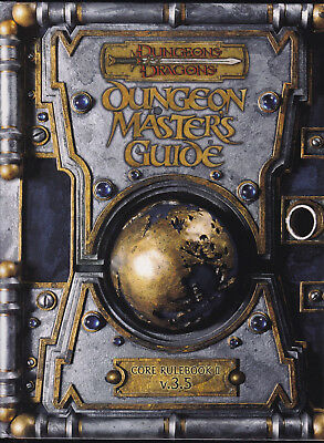 Dungeons & Dragons: Dungeon Master's Guide. Core Rulebook II (Edition 3.5)