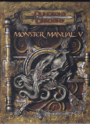 Dungeons & Dragons: Monster Manual V