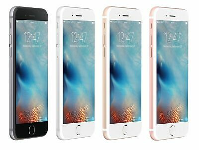 "Apple iPhone 6S 4.7"" Display 32GB 4G LTE GSM UNLOCKED AT&T T-MOBILE Smartphone"