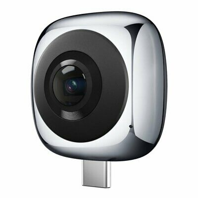 Huawei 360 Panoramic VR Camera USB Type-C Camcorder Silber Grau Anroid 6.0