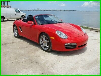 2005 Porsche Boxster S 2005 Porsche Boxster S ONLY 39K MILES STUNNING RED