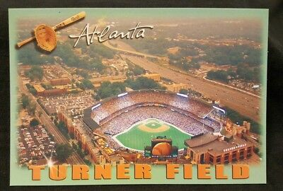 Turner Field, Atlanta Braves, Atlanta, GA