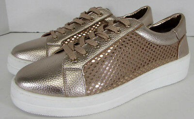 678c2e98b73 STEVEN BY STEVE Madden Womens Nyssa Lace Up Sneaker Shoes Size 7 ...