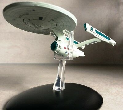 STAR TREK Official Starships #2 USS Enterprise NCC-1701 2271 Eaglemoss ohne Maga