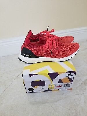 e8b081b5a ADIDAS ULTRA BOOST Uncaged M Size 10.5 Red Pre Owned -  89.00