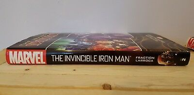 Marvel:the Invincible Iron Man Vol 2 Omnibus Graphic Novel