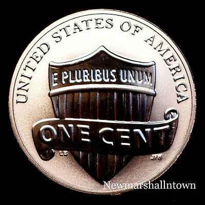 2018 S Lincoln Shield Reverse Mint Proof from US Mint Reverse Proof Set