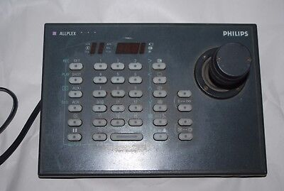 LTC 2602/00 ALLPLEX Philips Multiplexer Keyboard JOYSTICK Security Camera