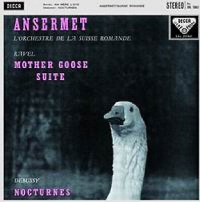 Ernest Ansermet, Ravel Ma Mere L Oye De. Mother Goose  180 Gram Vinyl LP. Sealed