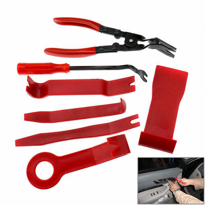 4x Professional Pry Tool Kit Interior Trim Removal for FORD MONDEO TRANSIT KA